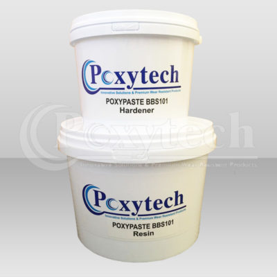 Poxypaste, Solids Modified Epoxy Resin