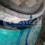 Poxyback, Crusher Backing, Epoxy Compound